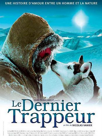 Jaquette – Le Dernier Trappeur
