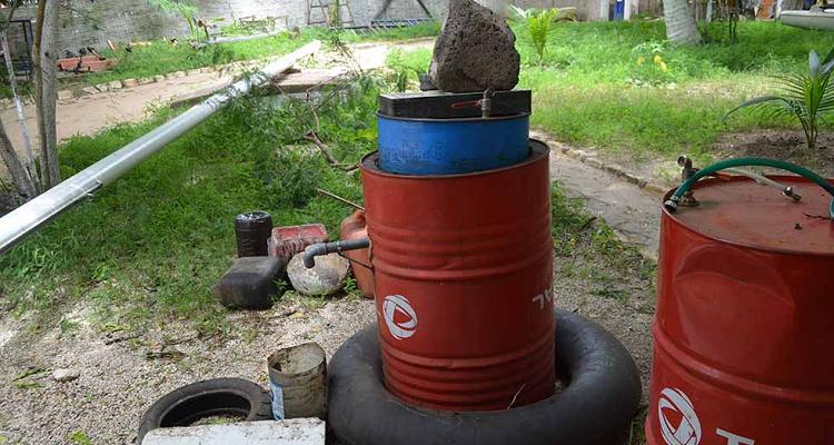 biogaz domestique
